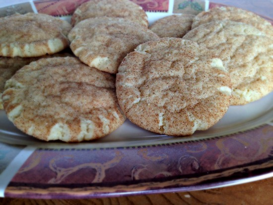 Cinnamon-Sugar Cookie