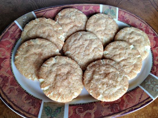 Cookieplatter