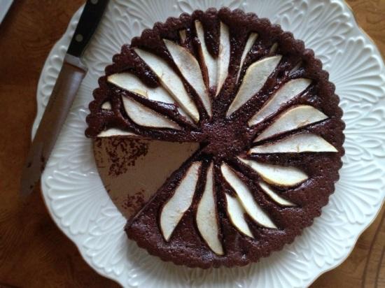 Chocolate Frangipane
