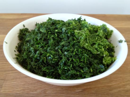 Grassy herbs