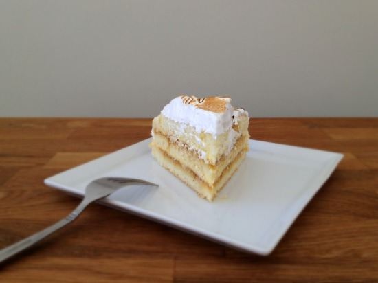 Three-Layer Cake