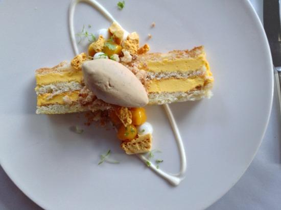 Mango Sponge