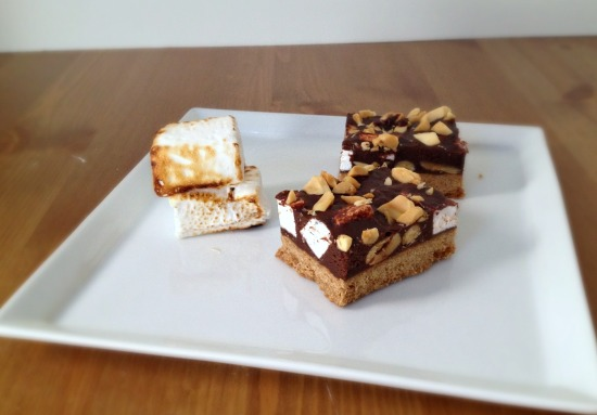 marshmallow s'mores