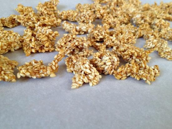 honey clusters