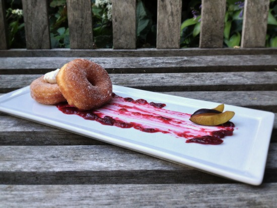 spudnut dessert