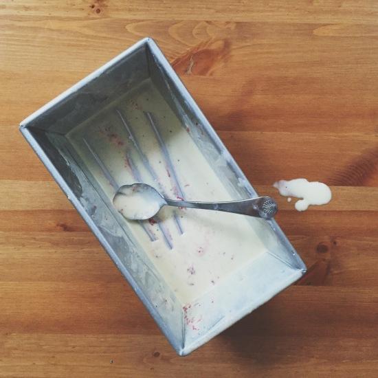 ice cream pan