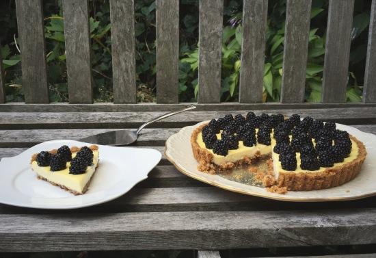 Serve tart